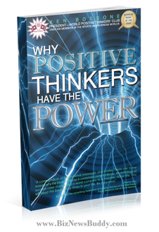Why Positive Thinkers Have The Power Book