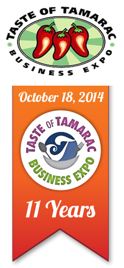 Taste of Tamarac Business Expo - 2014