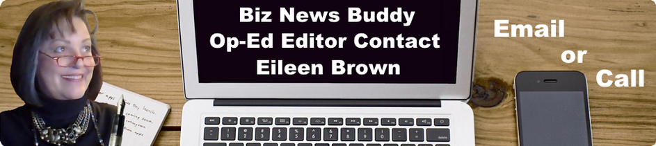 Contact Op-Ed Editor - Eileen Brown