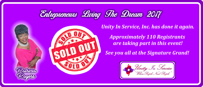 Entrepreneurs Living The Dream 2017 - SOLD OUT!